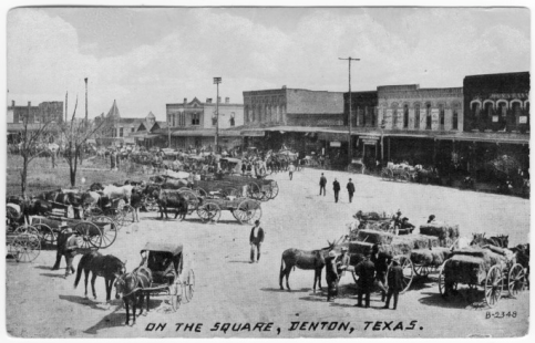 Old Denton