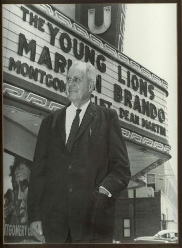 The beloved Mr. Harrison