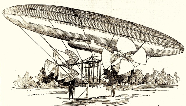 Sweany-Davenport_airship_SF_Call_May_23,_1897